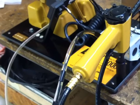 Automatic Pin Nailer Systems